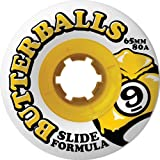 Sector 9 Slide Butterballs 80a 65mm Longboard Wheels (Set Of 4)