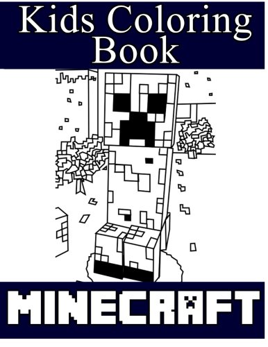 Minecraft: Volume 1 (Kids Coloring Books)
