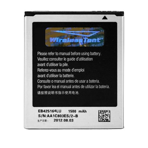 Replacement Generic Battery for Samsung Galaxy S III Mini I8190, Duos S7562, ACE II GT-I860, ACE II X S7560M ( EB425161LU ) (Samsung S Mini 3 compare prices)