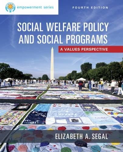 Social welfare industrial policy