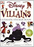 Disney Villains (DK Ultimate Sticker Books)