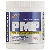 GAT PMP (Peak Muscle Performance), Next Generation Pre Workout Powder for Intense Performance Gains, Raspberry Lemonade, 30 Servings, 9 Ounce