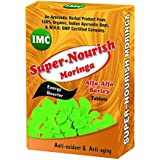 IMC Super Nourish MORINGA Tablets With Alfa-Alfa And Barley(Super Foods)