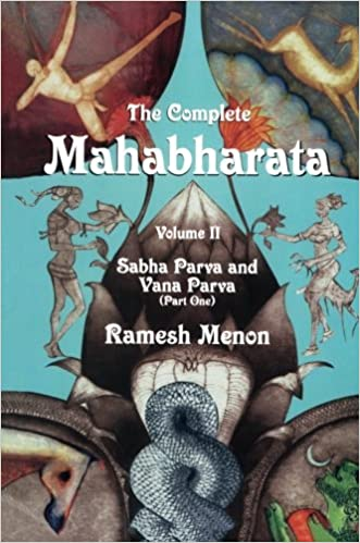 THE COMPLETE MAHABHARATA VOLUME II SABHA PARVA price comparison at Flipkart, Amazon, Crossword, Uread, Bookadda, Landmark, Homeshop18