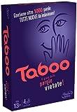 HASBRO - HASBRO Taboo tv