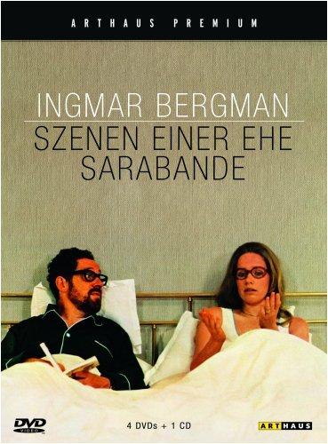 Szenen einer Ehe / Sarabande - Arthaus Premium Edition incl. Hörspiel
