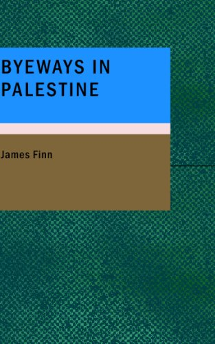 Byeways in Palestine