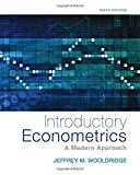 img - for Introductory Econometrics: A Modern Approach (Upper Level Economics Titles) book / textbook / text book