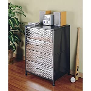 Powell Monster Bedroom 4 - Drawer Chest by Powell