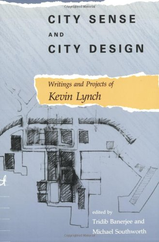 City Sense And City Design: Writings And Projects Of Kevin Lynch front-702373