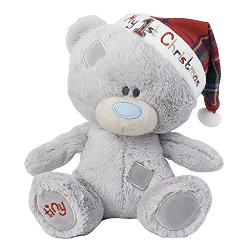 me-to-you-idea-regalo-per-neonati-da-ragazzi-2286-cm-9-grigio-tiny-tatty-teddy-bear-orsetto-peluche-