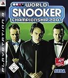 PS3 Game World Snooker Championship 2007 (german)