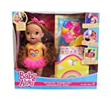 Baby Alive Darcis Dance Class Brown Hair Doll by Hasbro