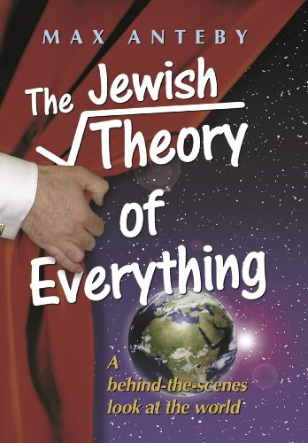 Jewish Theory of Everything