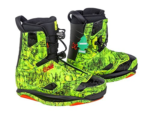 Ronix Frank Wakeboard Bindings Mens Sz 11