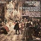 Flotenkonzerte ; Sinfonien