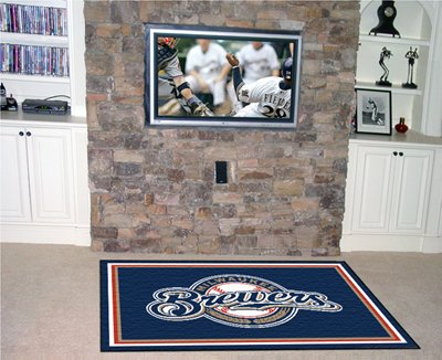 Brewers 5' x 8' Area Rugs