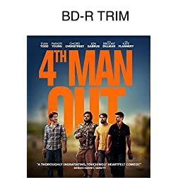 4th Man Out [Blu-ray]