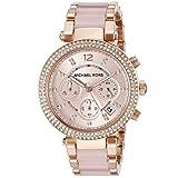 Michael Kor Women's Parker Two-Tone Watch MK5896