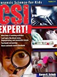 Books : CSI Expert&#33;: Forensic Science for Kids