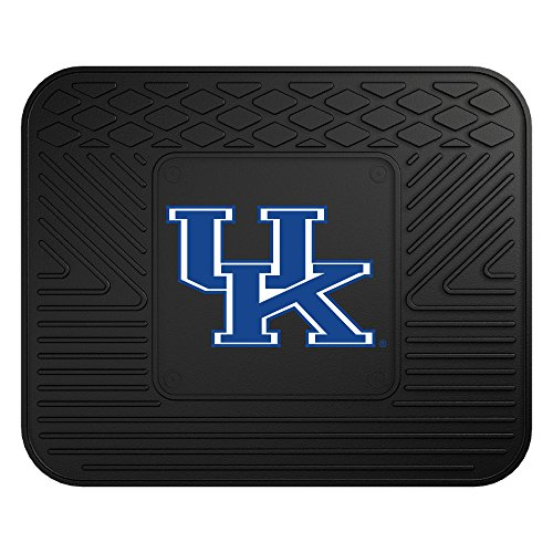 FANMATS NCAA University of Kentucky Wildcats Vinyl Utility Mat (Kentucky Wildcats Car Mats compare prices)