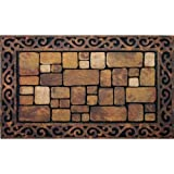 Apache Mills 60-764-1029 Masterpiece Aberdeen Entrance Mat, 18-inch by 30-Inch