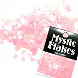 MystickFlakes パステルピンク ハート 0.5g