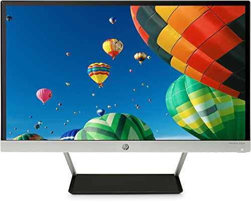 "HP Pavilion 22CW Monitor, 21,5""/54,6 cm, Full HD, Retroilluminazione LED IPS, HDMI, Nero/Argento"