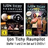 Ijon Tichy: Raumpilot - Sterntagebücher + 2. Staffel im Set [3 DVDs]