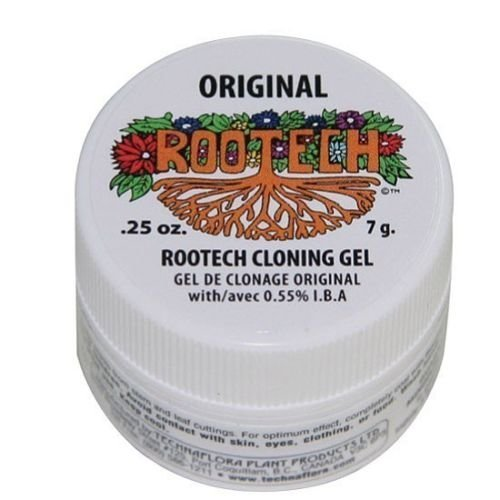 Technaflora Rootech Cloning Gel 0.25 Oz for Hydroponic Root Clone (Organic Cloning Gel compare prices)