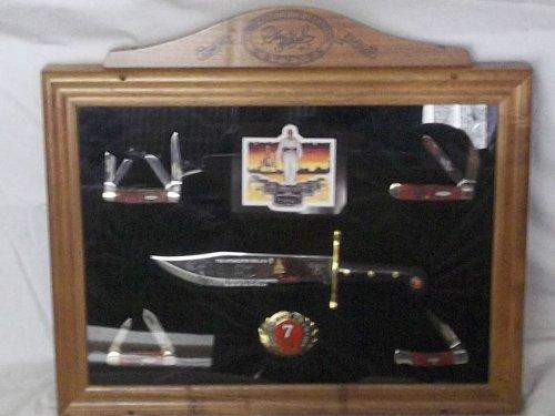 """Dale Earnhardt Case Knife Set """"Rolls A 7"""""""