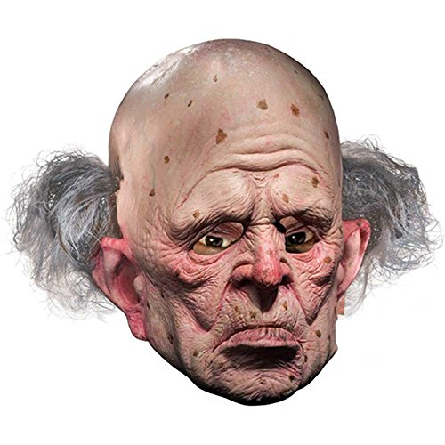 Grandpapa Old Man Latex Mask