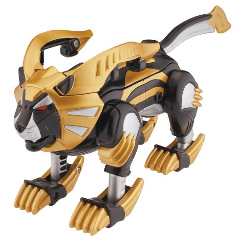 Power Ranger Jungle Fury Transforming Megazord - Battle Megazord