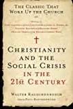 Image of Christianity and the Social Crisis in the 21st Century: The Classic That Woke Up the Church