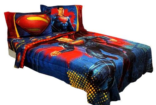Superhero Bedding Twin 6523 front