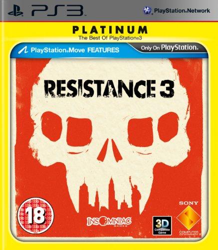Resistance 3 - Platinum edition (PS3) (Resistance 3 Ps3 compare prices)