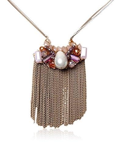 Amrita Singh Halskette Nahla Fringe Choker Necklace