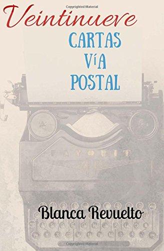 Veintinueve cartas vía postal