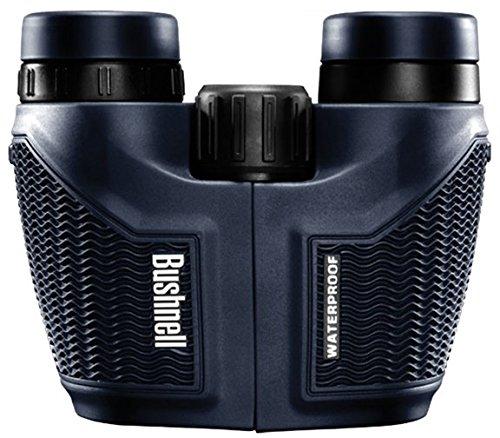 Bushnell H2O Compact 10x26 Binocolo, Blu