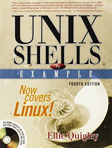 Korn Shell: Unix and Linux Programming Manual, Third Edition
