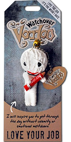 Watchover Voodoo Love Your Job Novelty