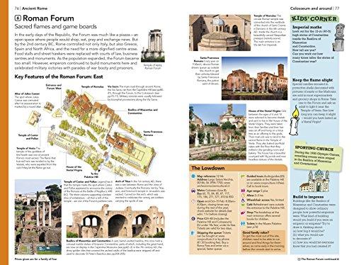 DK Eyewitness Travel Family Guide. Rome