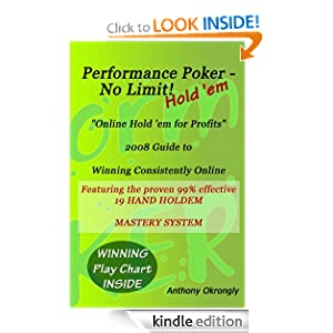 Performance Poker - No Limit! Hold 'em - Kindle edition by