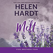 Melt: The Steel Brothers Saga, Book 4 Audiobook by Helen Hardt Narrated by Teri Clark Linden, Alexander Cendese