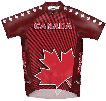 Buy Low Price Oh, Canada Bicycle Jersey (CAN1J20M)