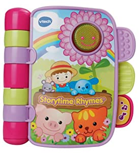 VTech Storytime Rhyme Pink