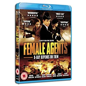 Female Agents [Blu-ray] [Import anglais]