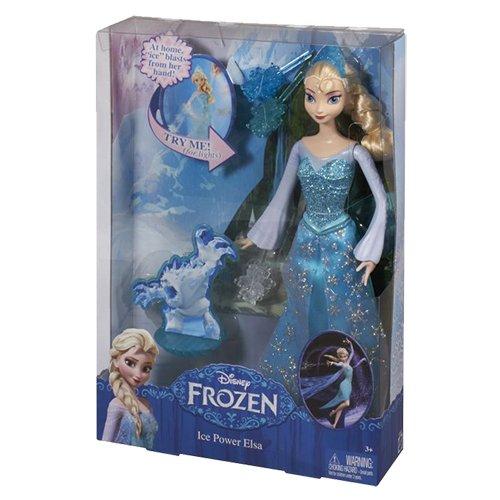 Disney Princess CGH15 - Frozen Elsa Potere di Ghiaccio