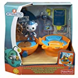 Octonauts Octopod Playset - Barnacles
