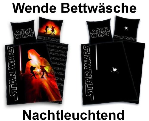 Star Wars Wende Bettwäsche Set